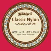 Daddario Ej27n J2705 Klasik Gitar La Tek Tel Dadario