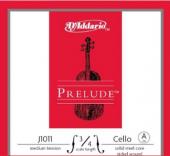 Daddarıo J1011 3 4m Cello Tek Tel, Prelude, A La, 3 4dadario