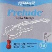 Daddarıo Cello Tel Seti, Prelude, 3 4 Scale, Dadario