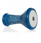3029my Döküm Erzincan İşlemeli Darbuka Mavi Vatan + Kargo Bedava