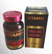 Vitamin Life Krill Oil 30 Kapsül