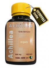 Tomil Herb Achillea 500 Mg 120 Tablet