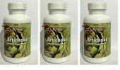 Artichoke (Enginar) 500 Mg 120 Tablet 3 Kutu