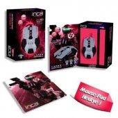 ınca Img 316gs Laser Gamıng Mouse+ Gamıng Mousepad