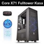 Thermaltak Core X71 Modüler Full Tower Pencereli Kasa (Psu Yok) Ca 1f8 00m1wn 00