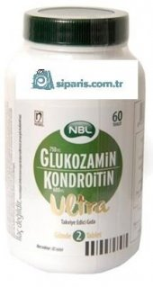 Nbl Glukozamin Kondroitin Ultra 60 Tablet