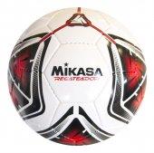 Mikasa Regateador El Dikişli Beyaz Kırmızı Futbol Topu N5