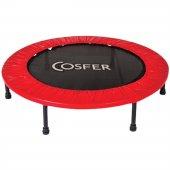 Cosfer 102 Cm Kırmızı Trambolin