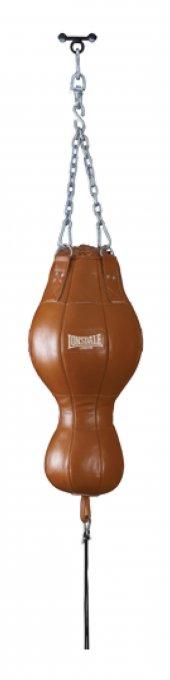 Lonsdale Authentic Deri 90 Ccm Kahverengi Boks Torbası 3568