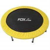 Fox Fitness 127 Cm Oxford Kılıflı Sarı Trambolin