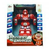 Sesli Işıklı Dansçı Robot 3477