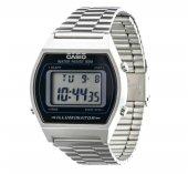Casio B 640wd 1a Alarmlı Işıklı Takvimli Dijital Kol Saati