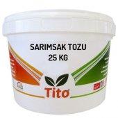 Tito Sarımsak Tozu 25 Kg