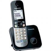 Panasonıc Kx Tg 6811 Dect Telefon Gri