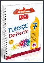 Damla Yayınları Akıllı Damla 7. Sınıf Türkçe Defterim