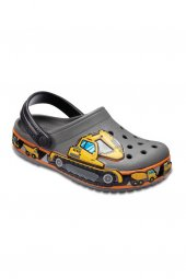 Crocs Cb Fun Lab Graphic Clg K Çocuk Terlik 204983 0da