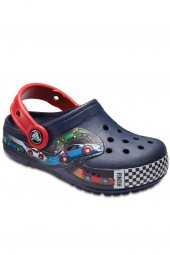 Crocs Crocband Fun Lab Lights Clg K Terlik 204984 410