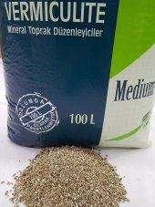 Vermikulit 10 Lt Toprak Düzenleyici Vermikülit 10 Litre Tohum Çimlendirme Tarımsal Vermikülit