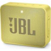 Jbl Go2 Ipx7 Su Geçirmez Taşınabilir Bluetooth Hoparlör Sarı