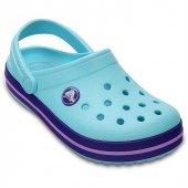 Crocs Crocband Clog K Ice Blue Buz Mavisi Çocuk Terlik Cr0147