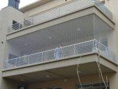 Kuş Filesi 2,5x14 35 M2 Kuş Ağı Kuş Önleme Filesi Güvercin Filesi Güvercin Önleme Filesi Balkon Ağı Balkon Filesi