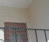Kuş Filesi 10x4 40 M2 Kuş Ağı Balkon Ağı Balkon Filesi Kuş Önleme Filesi Güvercin Filesi Güvercin Önleme Filesi