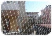 Kuş Filesi 10x10 100 M2 Kuş Ağı Balkon Ağı Balkon Filesi Kuş Önleme Filesi Güvercin Filesi Güvercin Önleme Filesi