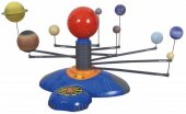Güneş Sistemi Modeli (Hareketli İngilizce Açıklamalı)