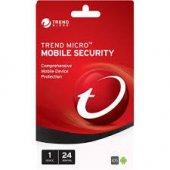 Trend Micro Mobile Security 1 Telefon 1 Yıl Online Teslim