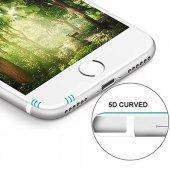 Apple İphone 6 6s 7 8 Plus X Xs Gerçek 5d Kaliteli Kavisli Kırılmaz Cam