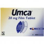 Umca 20 Mg 15 Tablet Skt 08 2022