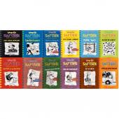 Saftirik Greg Serisi 12 Kitaplık Set Epsilon