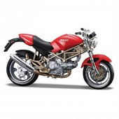1 18 Burago Ducati Monster 900