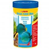Sera Discus Color Blue Granul Balık Yemi 250 Ml