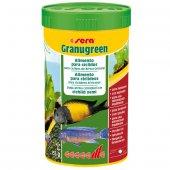 Sera Granu Green 250 Ml 135 Gram Balık Yemi