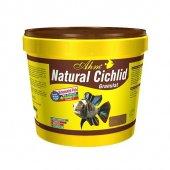 Ahm Natural Cichlid Granulat Balık Yemi 3kg