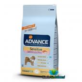 Advance Somonlu Yetişkin Köpek Maması 12 Kg