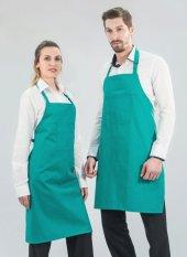 ön Önlük Mutfak Garson Aşçı Şef İş Önlüğü Boyundan Askılı Unisex