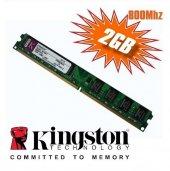 Kingston 2gb Ddr2 800mhz Ram 240p Cl6 Pc Ram İşlemci Seçmez