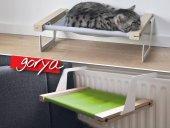 Gorya Kedi Yatağı Radyatör Askılı Ve Düz Kullanım