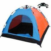 Kamp Çadırı 4 Kişilik Tam Otomatik