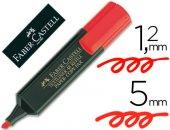 Faber Castell Fosforlu Kalem Kırmızı No 154807