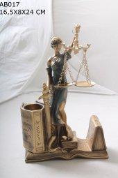 Adalet Heykeli, Ab 017