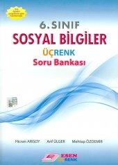 6.sınıf Sosyal Bilgiler Üçrenk Soru Bankası