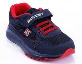 Anorak Lacivert Kırmızı Çocuk Ayakkabı