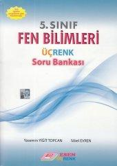 2019 Esen Üçrenk Yayınları 5.sınıf Fen Bilimleri Soru Bankası