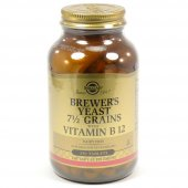 Solgar Brewer S Yeast With Vitamin B12 250 Tablet