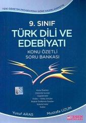 Esen Yayınları 9.sınıf Türk Dili Ve Edebiyatı Konu Özetli Soru Ba