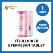 Fitblocker Tablet Fit Block Fit Blocker 10 Gunluk Kullanım