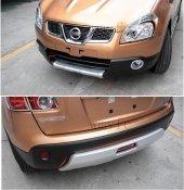 Nissan Qashqai Difüzör Ön Arka Tampon Koruma 2008 2014